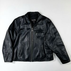 Wilson's Leather Men's Leather Jacket Size:XL